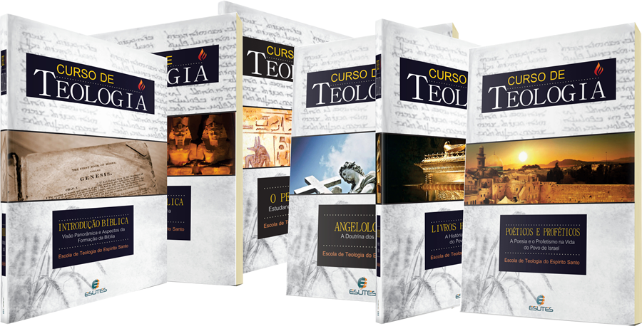 Bibliologia, Angelologia, O Pentateuco, Livros Históricos, Livros Poéticos e Proféticos