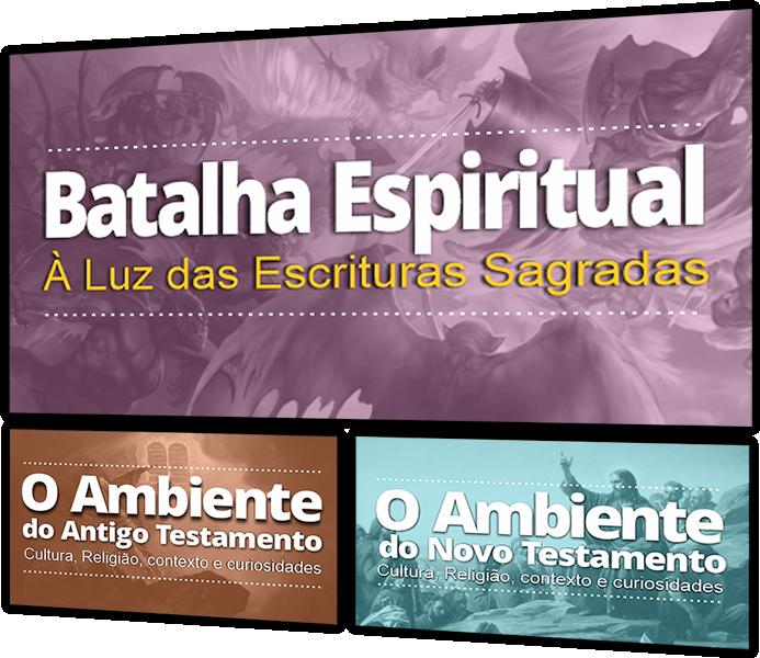 Temas da Bíblia, Curso de Batalha Espiritual, O Ambiente do Novo Testamento